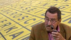 13 fotos de Gunter Grass y su pasión: fumar en