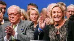 Jean-Marie Le Pen evita el cisma con su hija al renunciar a las