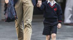 Detenida una mujer acusada de robar en el colegio del príncipe