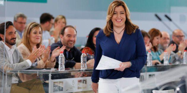 Díaz: El interés de Podemos e IU se llama odio al
