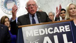 Sanders ha vuelto y lo ha hecho con un plan de sanidad pública universal para