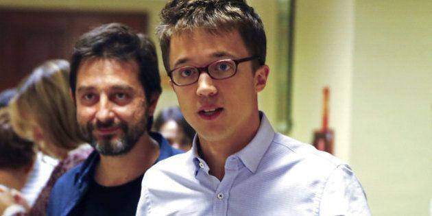 El tuit de Errejón en el que relaciona la guerra del PSOE con el