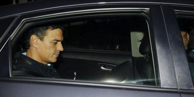 Sánchez no intervendrá al comienzo del Comité Federal de