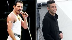 Así se mete Rami Malek en la piel de Freddie