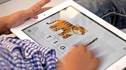 Como un boli: apps para que los niños aprendan a escribir (a
