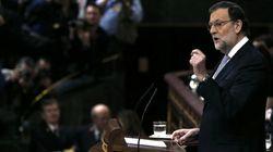 Rajoy anuncia su 'no' a la candidatura