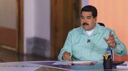Maduro acusa a Rajoy de