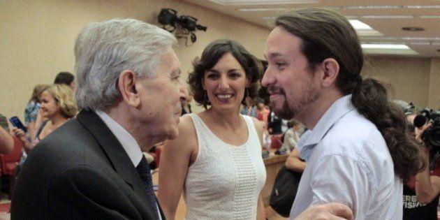 Villarejo deja Podemos por el 'no' a Sánchez en la