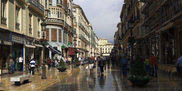 Malaga, Calle