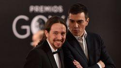 Iglesias y Sánchez quedan por Whatsapp en hablar
