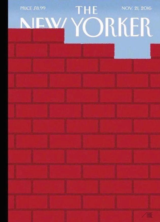 La portada publicada tras la victoria de Donald Trump en
