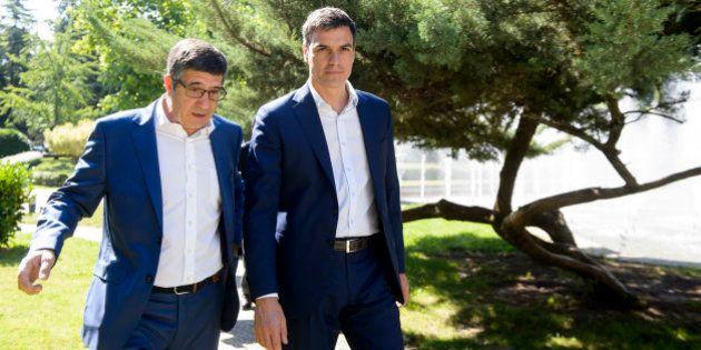 El 'patxismo' espera ganar en avales a Sánchez y que reconsidere su