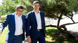 El 'patxismo' espera ganar en avales a Sánchez y que se