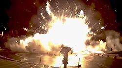 El vídeo que recopila TODAS las explosiones de los cohetes de Elon