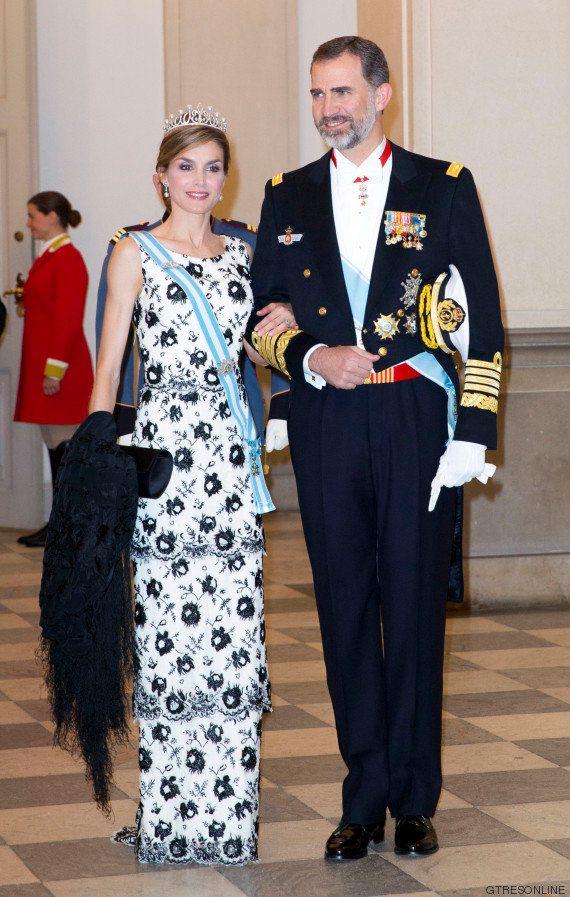 Felipe VI y la reina Letizia se estrenan con la realeza europea en Dinamarca