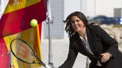Conchita Martínez, destituida como capitana de la Davis y de la Copa