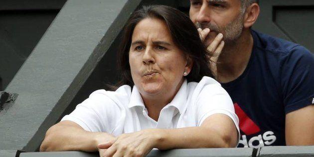 La dura despedida de Conchita Martínez como capitana de la Davis y de la Copa Federación: