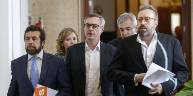 Ciudadanos mantiene su pacto con el PSOE y rechaza la propuesta de