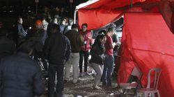 Ascienden a 31 los muertos por las explosiones en un mercado de pirotecnia de