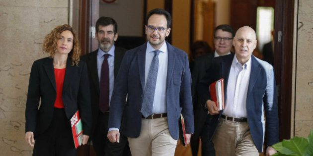 El PSOE: Sigue