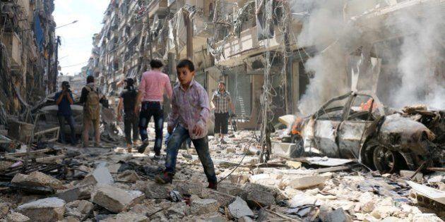 15 imágenes que muestran la destrucción en Alepo tras los últimos