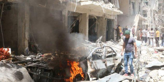 La ONU tacha de 'catastrófica' la situación en Alepo tras el aumento de los