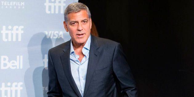 George Clooney llora cuatro veces al día por el cansancio de cuidar a sus