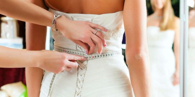 Lo que debes saber si te decantas por un vestido de novia a