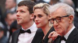 Woody Allen presenta 'Café Society' en Cannes rodeado de