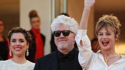 Almodóvar y su 'troupe' desembarcan en Cannes para presentar