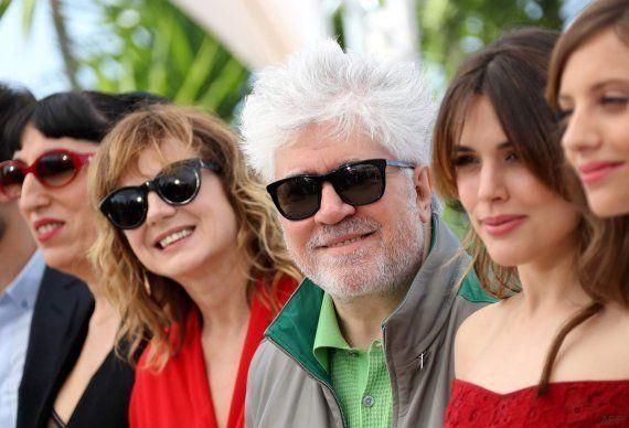 Pedro Almodóvar presenta 'Julieta' en el 69º Festival de