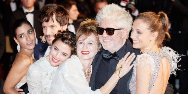 Almodóvar y los actores de 'Julieta' revolucionan