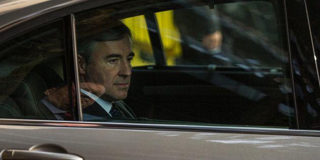 Acebes se sentará en el banquillo por Bankia por su