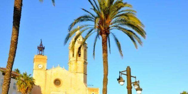 ¿Por qué Sitges es la capital del poder español a partir de