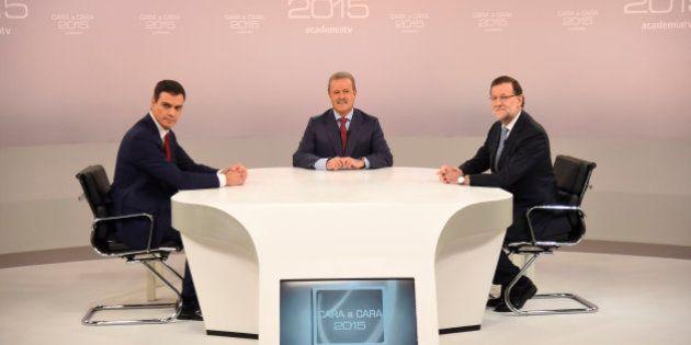 El PP rechaza ahora un 'cara a cara' entre Rajoy y Sánchez y dice que prefiere un debate a