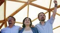 Las bases de Catalunya en Comú votan a favor de participar en el