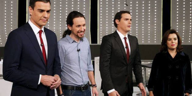 El debate entre los cuatro candidatos a las generales será el 13 de