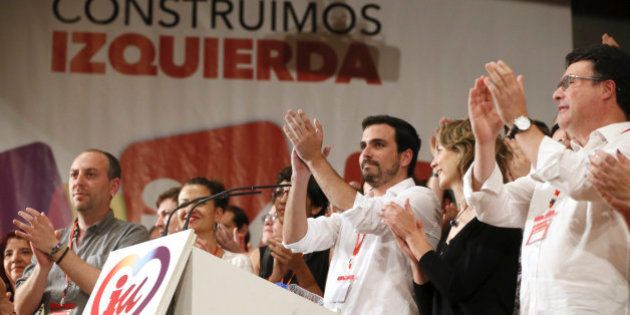 Alberto Garzón, elegido oficialmente coordinador federal de