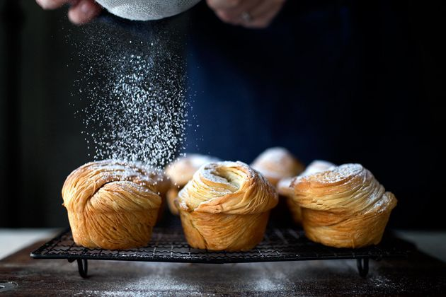 Si amaste el 'cronut' llega el 'cruffin': la mezcla de croissant y