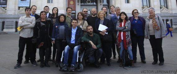 Manuela Carmena, candidata de Ahora Madrid: