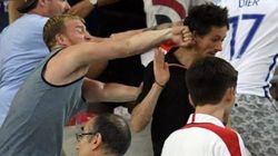 Los altercados del Inglaterra-Rusia en Marsella se saldan con 35