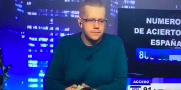 La vergonzosa respuesta de un 'vidente' a una telespectadora tras llamarlo