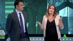 Andrea Ropero deja 'LaSexta Noche' por su