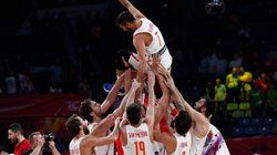 España logra la medalla de bronce en el Eurobasket tras ganar a Rusia