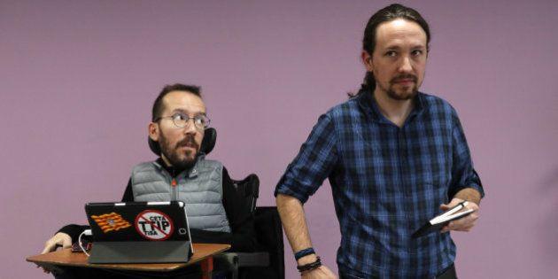 Echenique quiere que Pablo Iglesias tenga menos poder en Podemos y a Errejón de
