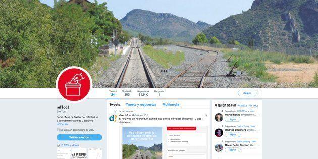 La Generalitat pone en marcha una cuenta de Twitter del