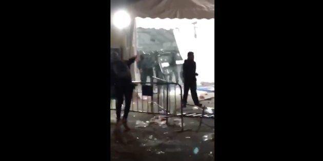 Las fiestas de Majadahonda derivan en una batalla campal con 17 agentes heridos y 27