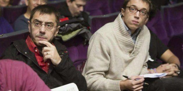 Errejón pide a Monedero que no mienta y no intente sembrar cizaña entre Iglesias y