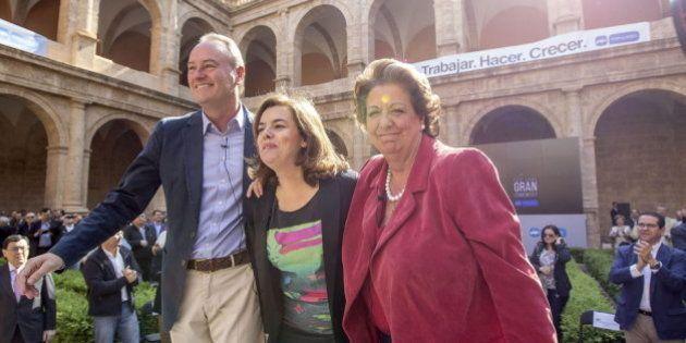 El PP perdería la mitad de escaños y la mayoría absoluta en Valencia, según 'El