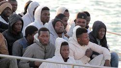 Cerca de 700 inmigrantes naufragan en el